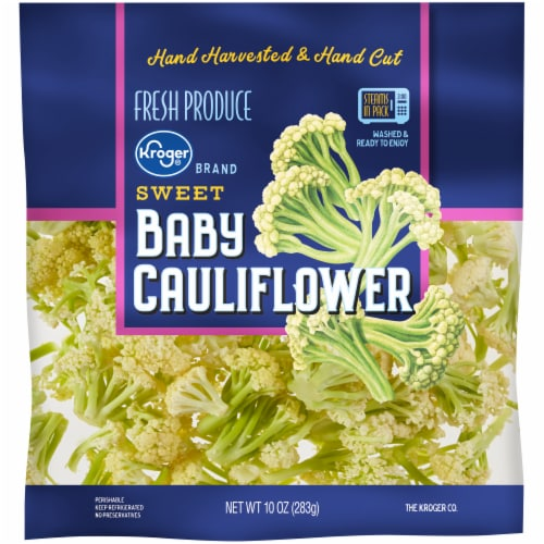 Kroger® Sweet Baby Cauliflower Perspective: front