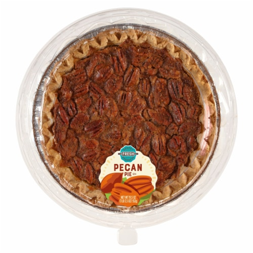 Bakery Fresh Goodness Pecan Pie Perspective: front
