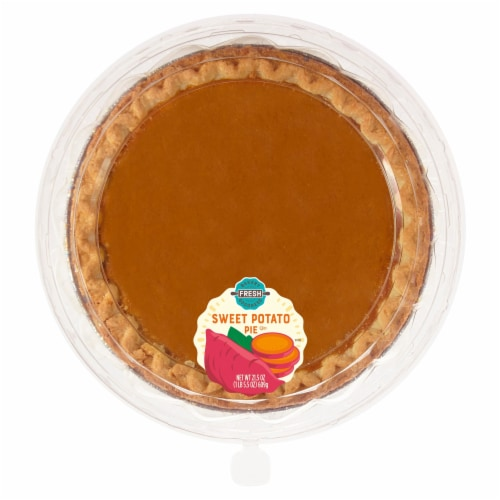 Bakery Fresh Goodness Sweet Potato Pie Perspective: front