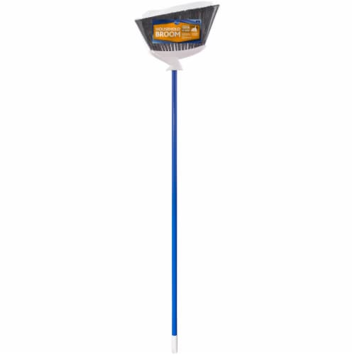 Kroger Angled Household Broom Perspective: front