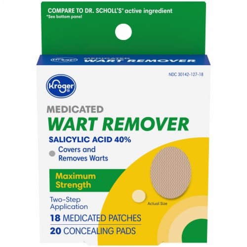 Kroger® Medicated Wart Remover Perspective: front
