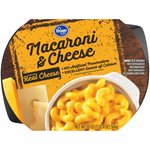 Kroger® Macaroni & Cheese Perspective: front