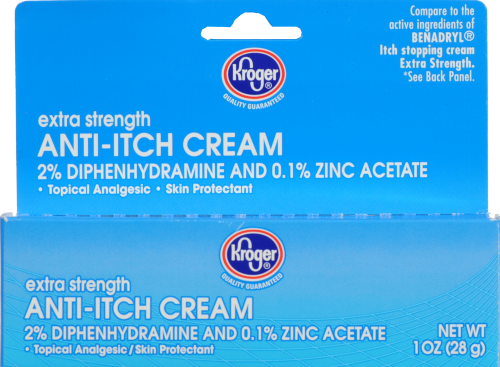 Smith's Food and Drug - Kroger® Extra Strength Anti-Itch Cream, 1 oz