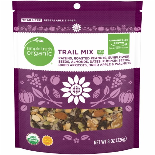 Simple Truth Organic® Trail Mix Perspective: front