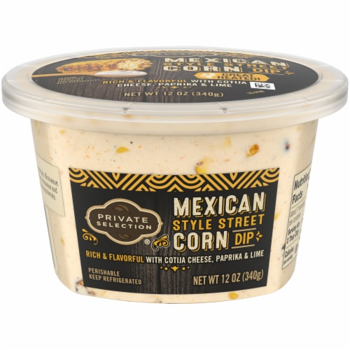 Private Selection®  Mexican Street Corn Dip Perspective: front