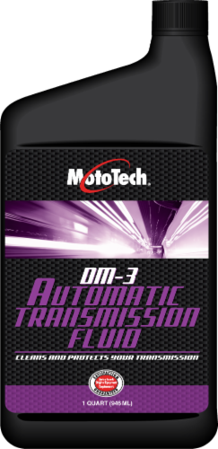 Moto Tech® Automotive Transmission Fluid DM-3 Perspective: front