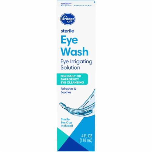 Kroger® Sterile Eye Wash Perspective: front