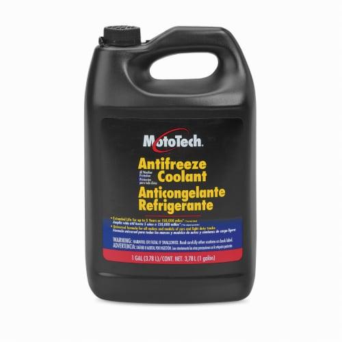 MotoTech Antifreeze Coolant - 1 Gallon Perspective: front