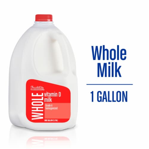 Smith's Vitamin D Whole Milk Perspective: front