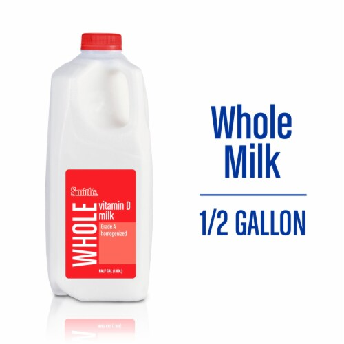 Smith's™ Vitamin D Whole Milk Perspective: front