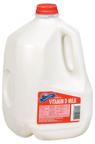 Mountain Dairy™ Vitamin D Milk Perspective: front