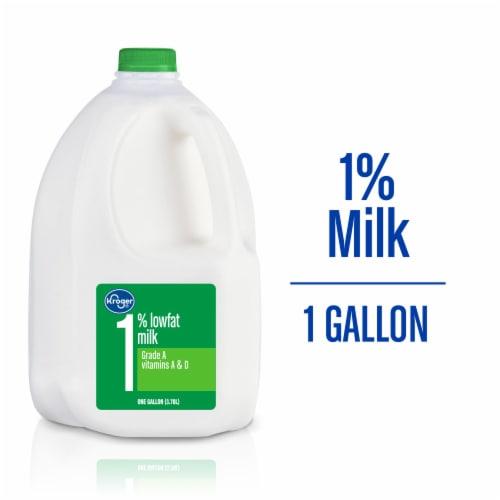 Kroger® 1% Lowfat Milk Perspective: front