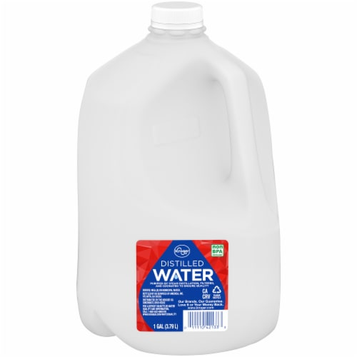 Kroger® Distilled Water Perspective: front