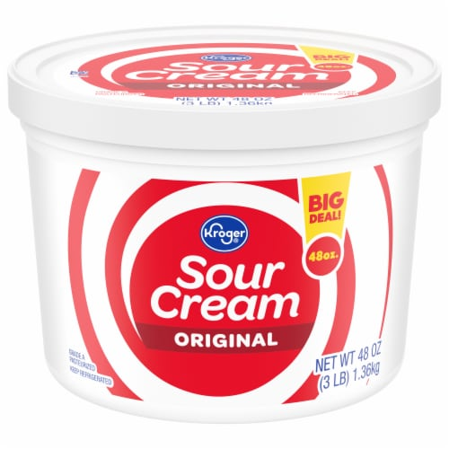 Kroger® Original Sour Cream Perspective: front