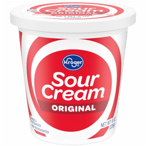 Kroger® Original Sour Cream Perspective: front