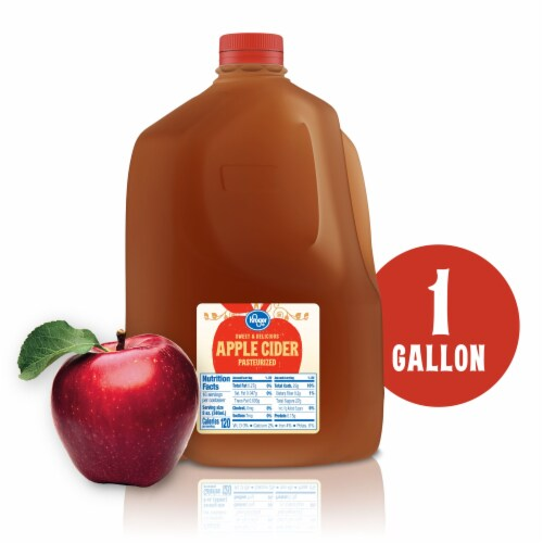Kroger® Sweet & Delicious Apple Cider Perspective: front