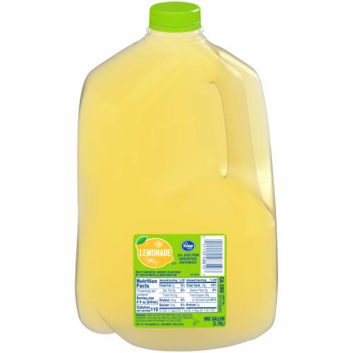 Kroger®  Lemonade Jug Perspective: front