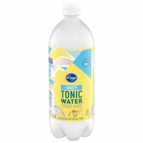 Kroger® Diet Tonic Water Perspective: front