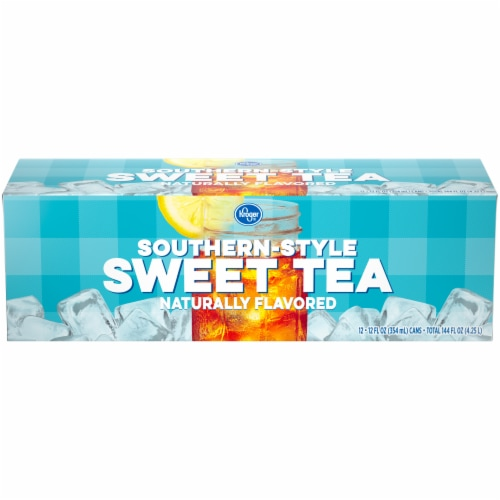 Kroger® Southern Sweet Tea Perspective: front