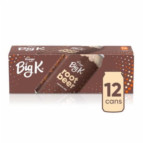 Big K® Root Beer Perspective: front