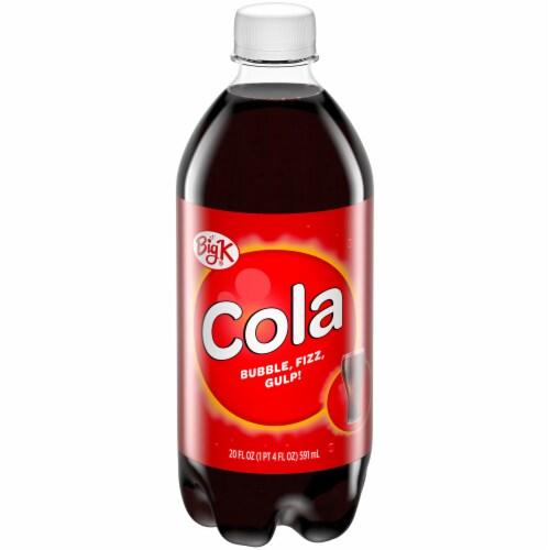 Big K® Cola Perspective: front