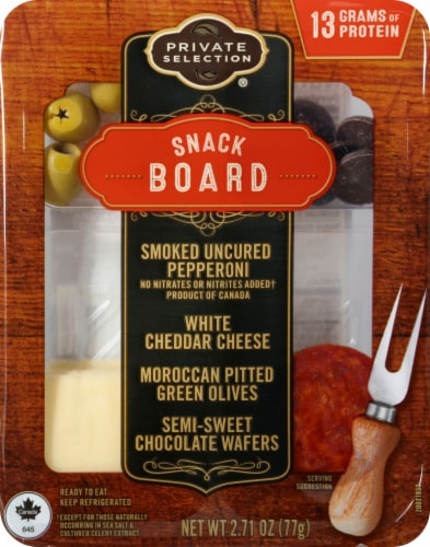 Private Selection® Snack Board Perspective: front