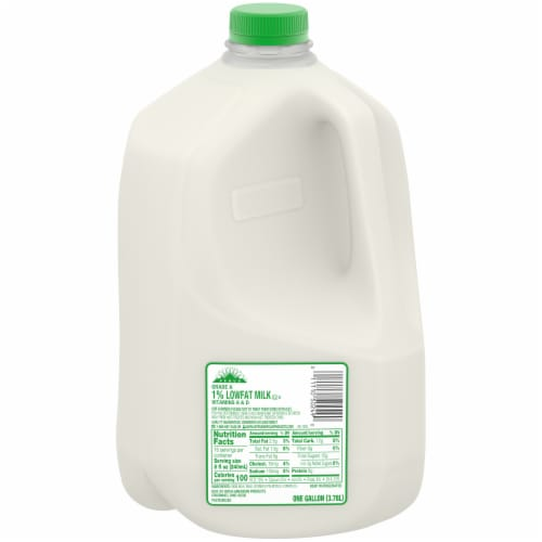 Colorado Proud™ 1% Low Fat Milk Perspective: front