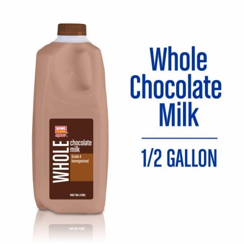 King Soopers® City Market® Chocolate Milk Perspective: front