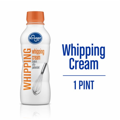 Kroger® Whipping Cream Perspective: front