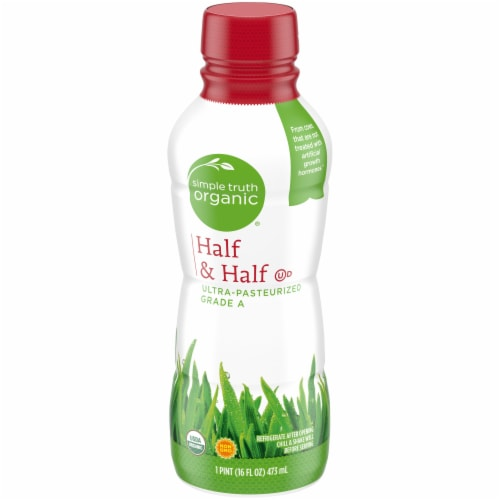Simple Truth Organic® Half & Half Perspective: front