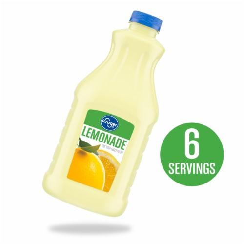 Kroger® Lemonade Perspective: front