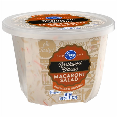 Kroger® Elbow Macaroni Salad Perspective: front