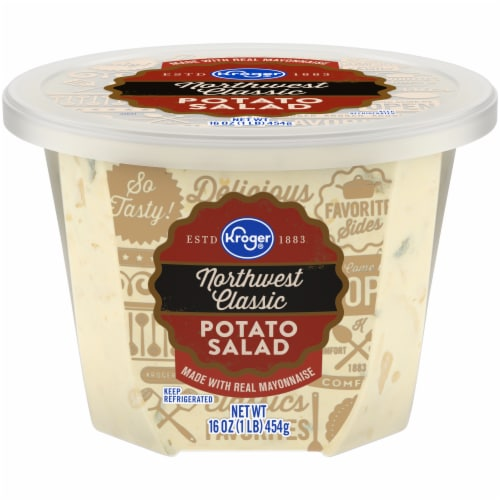 Kroger® Northwest Classic Potato Salad Perspective: front