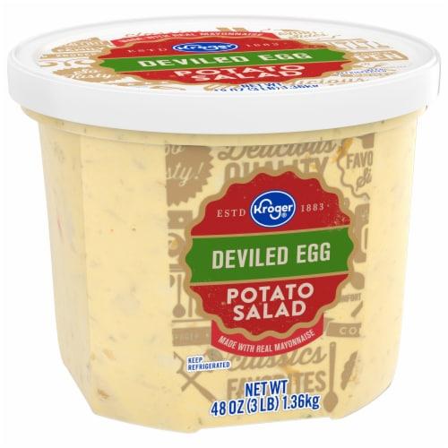 Kroger® Deviled Egg Potato Salad Perspective: front