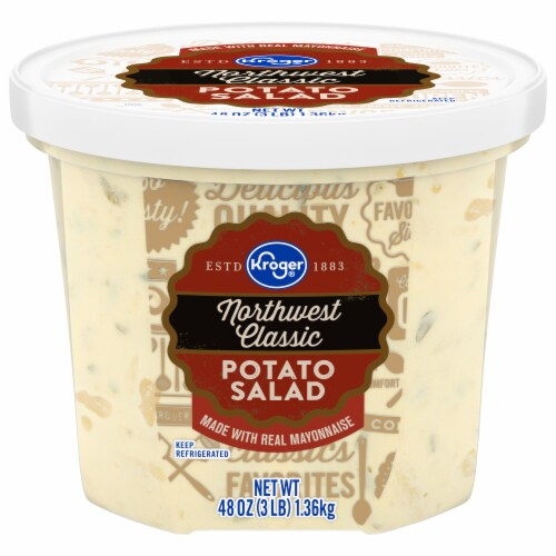 Kroger® Northwest Classic Potato Salad Perspective: front