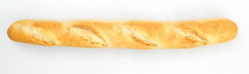 Bakery Fresh Crusty French Bread Perspective: front