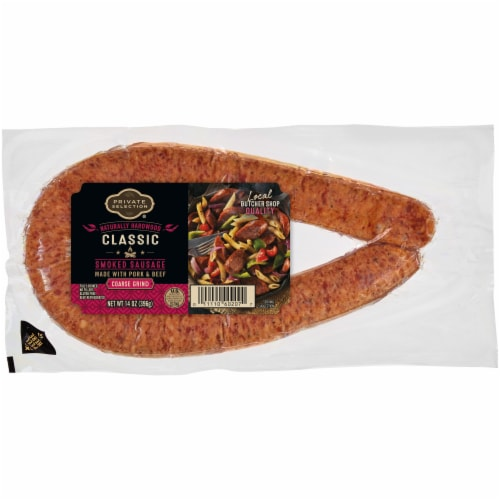 Private Selection® Smoked Sausage Perspective: front