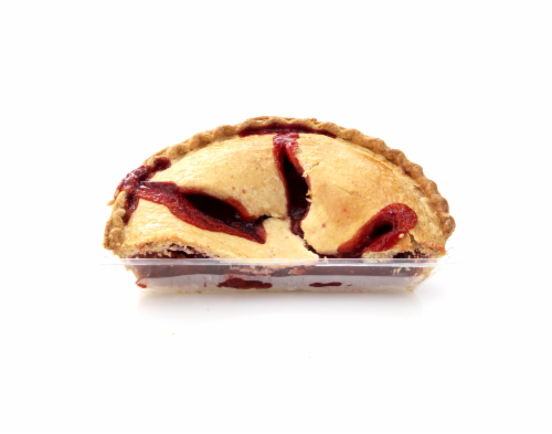 Private Selection Blackberry Half  Pie Perspective: front