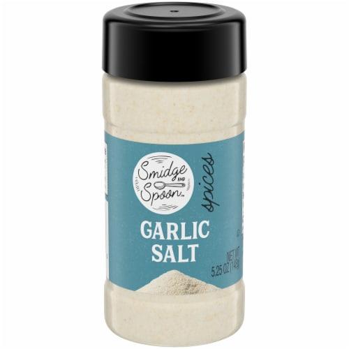 Smidge & Spoon™ Spices Garlic Salt Perspective: front