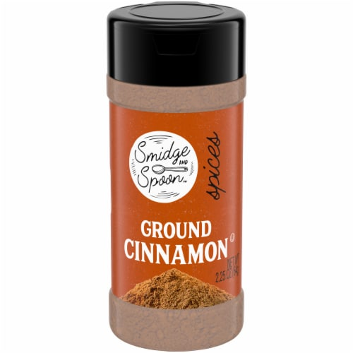 Smidge and Spoon™ Spices Ground Cinnamon Perspective: front