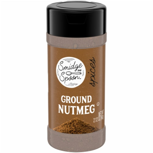 Smidge and Spoon™ Spices Ground Nutmeg Perspective: front