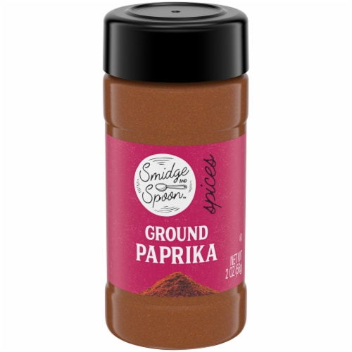 Smidge and Spoon™ Ground Paprika Perspective: front