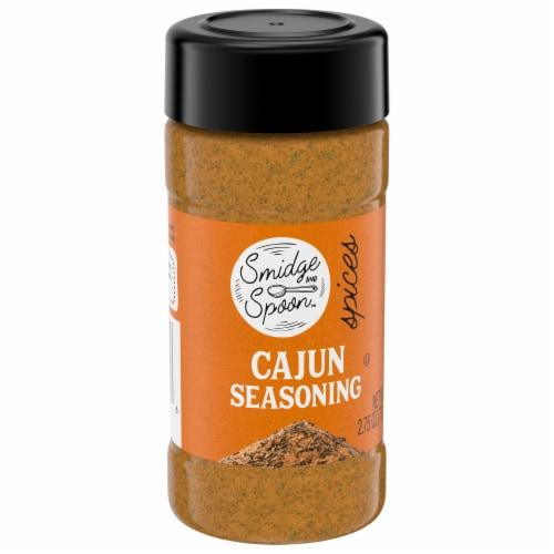 Smidge & Spoon™ Cajun Seasoning Perspective: front
