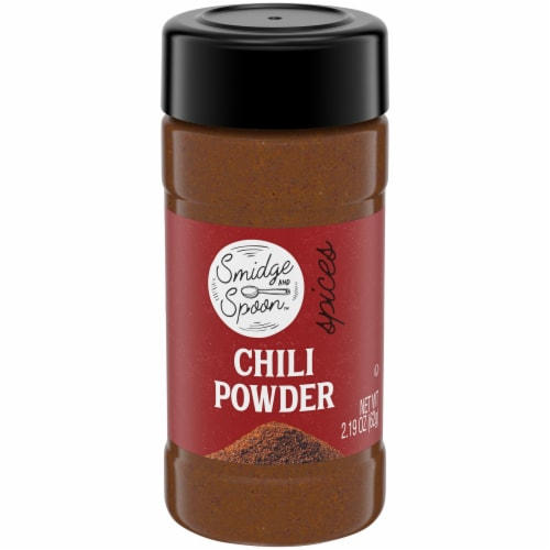 Smidge and Spoon™ Chili Powder Perspective: front