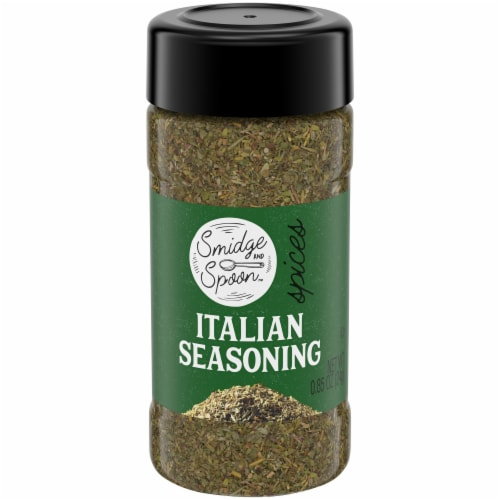 Smidge and Spoon™ Spices Italian Seasoning Perspective: front