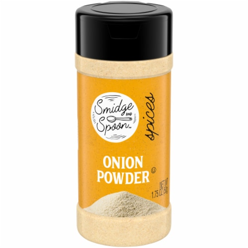 Smidge and Spoon™ Spices Onion Powder Perspective: front