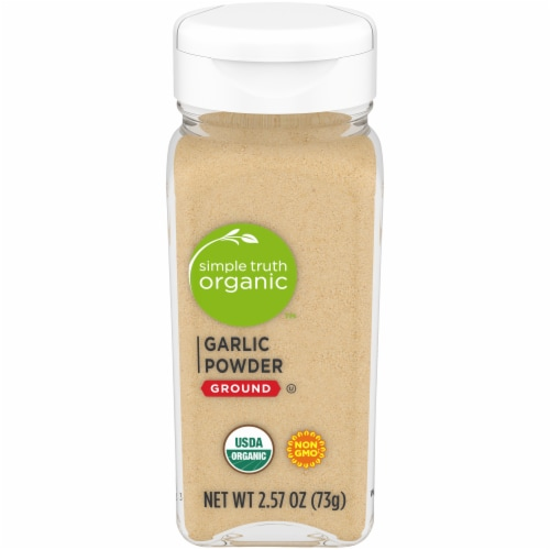 Simple Truth Organic™ Ground Garlic Powder Perspective: front