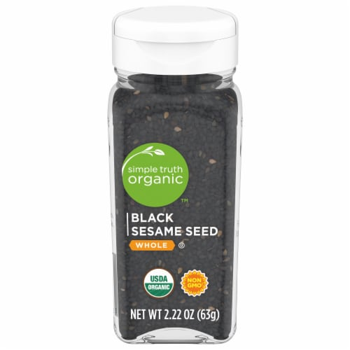 Simple Truth Organic™ Black Sesame Seed Perspective: front