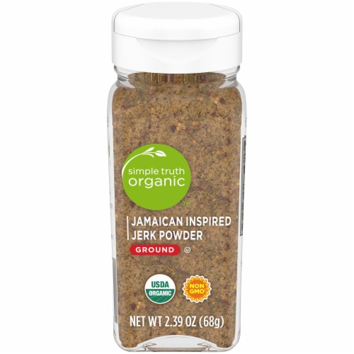 Simple Truth Organic™ Jamaican Inspired Jerk Powder Perspective: front