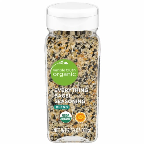 Simple Truth Organic™ Everything Bagel Seasoning Blend Perspective: front